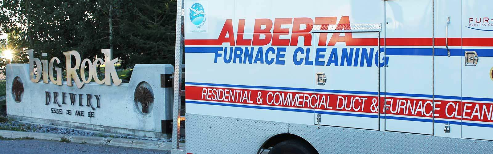 Commercial Duct Cleaning Big Rock Calgary