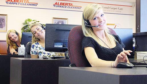 Customer Service Alberta Furnace Cleaning