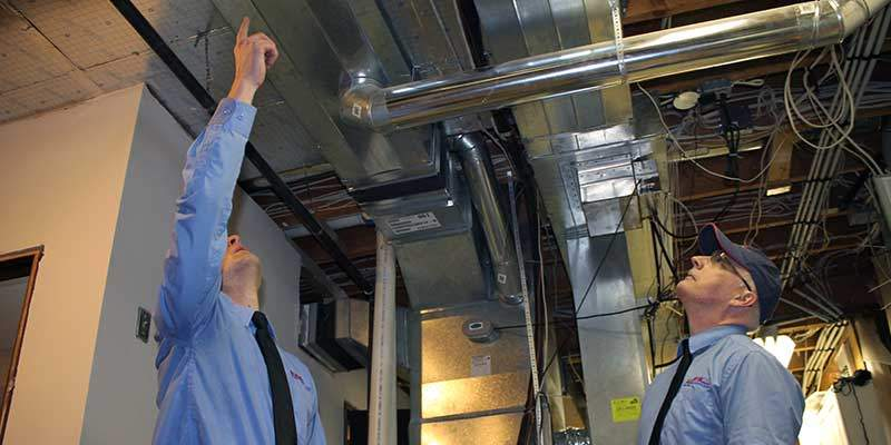 Duct Inspection