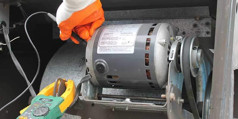 Furnace Motor Repair