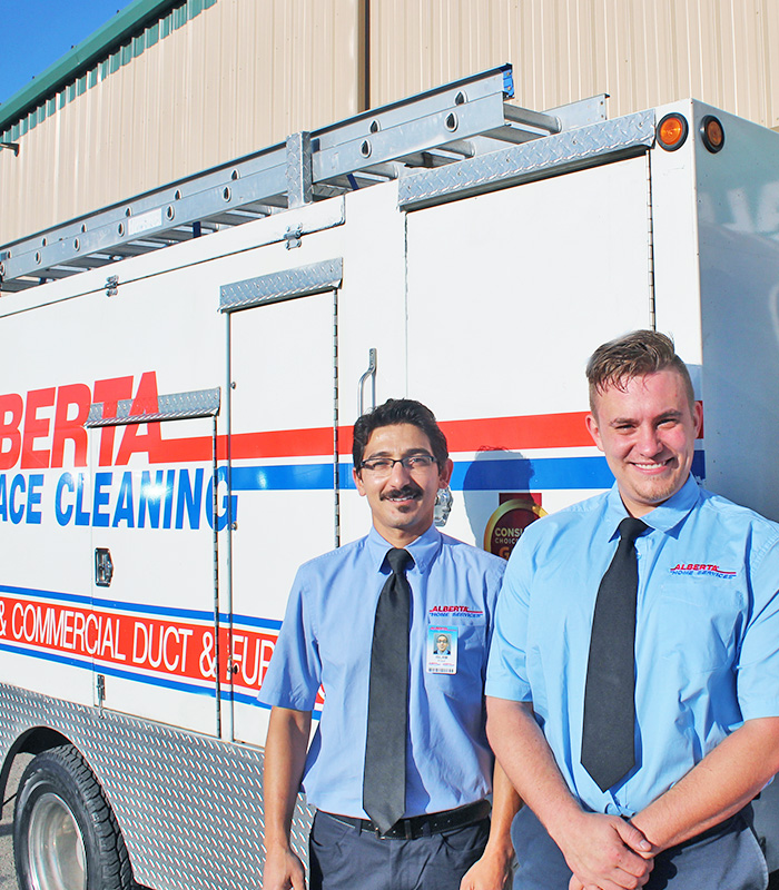 Furnace Cleaning Technicians